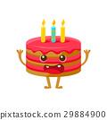 蛋糕 蜡烛 快乐 29884900