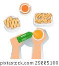 吐司 土司 果汁 29885100