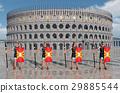 罗马圆形大剧场 古罗马的圆形大竞技场 竞技场 29885544
