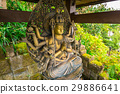 Buddist statues of Hase-dera temple in Kamakura 29886641