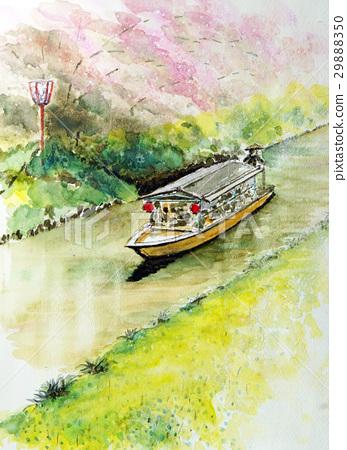 Sketch drawing around Circus 29888350