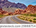 Incredibly beautiful landscape in Southern Nevada 29888754