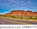 Incredibly beautiful landscape in Southern Nevada 29888770