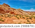 Incredibly beautiful landscape in Southern Nevada 29888781