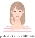 female, lady, woman 29888944
