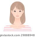 female, lady, woman 29888948