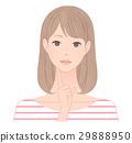 女性 女 女人 29888950