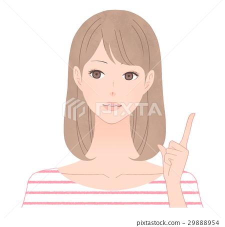 女生 女孩 女性 29888954