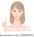 female, lady, woman 29888955