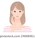 female, lady, woman 29888961