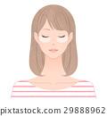 female, lady, woman 29888962