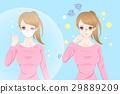 cartoon fever girl 29889209