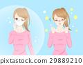 cartoon fever girl 29889210