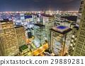 新宿的夜景 29889281