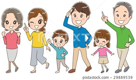 家庭 家族 家人 29889539