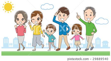 家庭 家族 家人 29889540