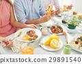 Eating together 29891540