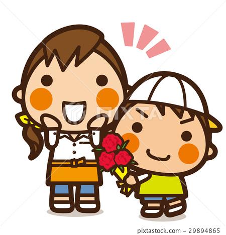 Foundation Kids Mother's Day boys 29894865