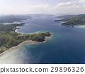 oshima straits, aerial photography, aerial shot 29896326