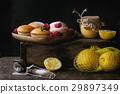 柠檬 蛋糕 水果 29897349