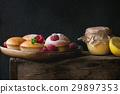 柠檬 玛芬 蛋糕 29897353