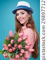 bouquet female flower 29897712