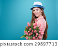 bouquet female flower 29897713