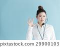 操作员 女性 女 29900103