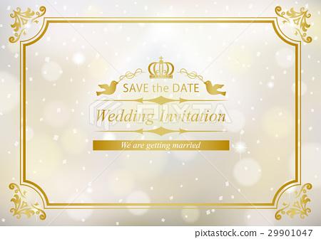 婚禮復古卡 29901047