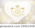 婚禮 邀請卡 邀請函 29901048