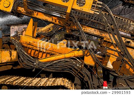 工程車輛,大缸 29901593