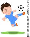 축구 발리슛 29907034