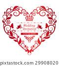 婚禮 邀請卡 邀請函 29908020