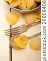 pasta italian lumaconi 29908406
