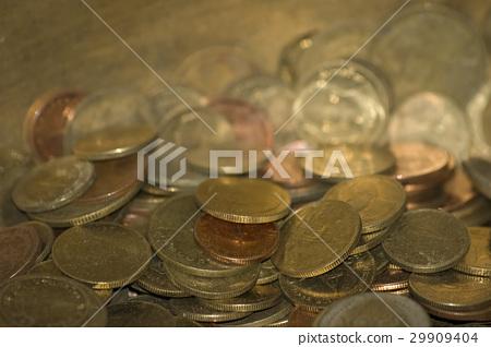 Thailand coins bahts 29909404