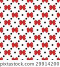 seamless, vector, pattern 29914200