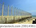 邊野古 柵欄 沙灘 29914961
