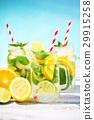 lemonade, glass, citrus 29915258
