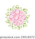 floral vector ranunculus 29916072