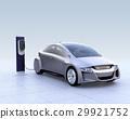 電動汽車 充電器 收費 29921752