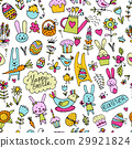 bunny, rabbit, bird 29921824
