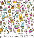 bunny, rabbit, bird 29921825