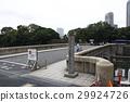 hamarikyu gardens, tokyo bay, seawater 29924726
