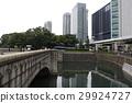 hamarikyu gardens, tokyo bay, seawater 29924727