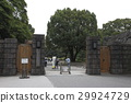hamarikyu gardens, tokyo bay, seawater 29924729