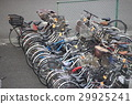 parking lot, bicycle, bicyclists 29925241