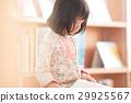 เด็กผู้หญิง,นักเรียนประถม,ห้องสมุด 29925567