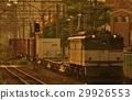 nanbu line, freight train, goods train 29926553