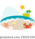 seashore, blue water, marine 29930109