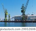 船坞 造船厂 吊车 29932606